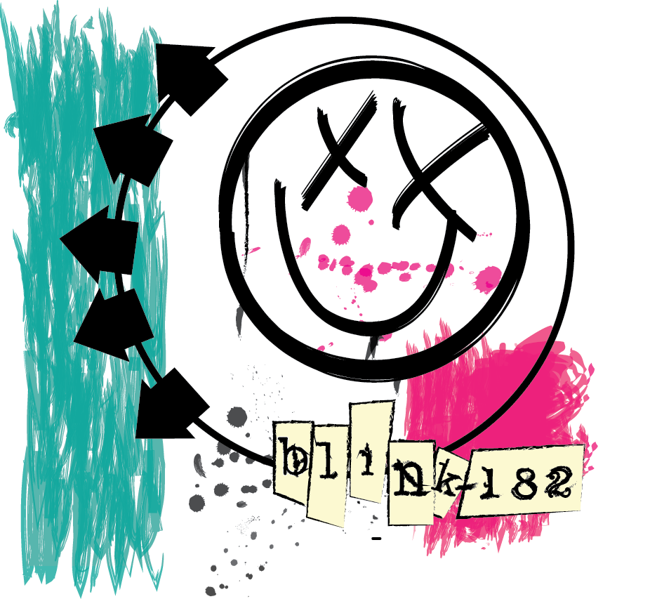 blink 182 logo tumblr